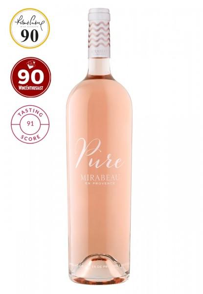 Mirabeau Pure Côtes de Provence Rosé 2019 Magnum (1,5 L)