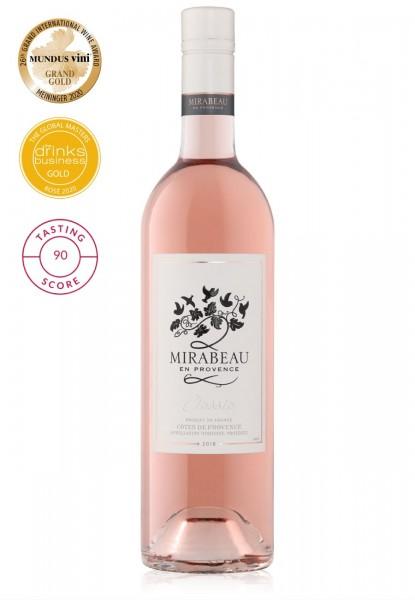 Mirabeau Classic Côtes de Provence Rosé 2019