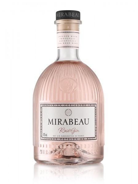 Mirabeau Rosé Gin (0,7 L)